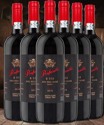 奔富尼澳358葡萄酒